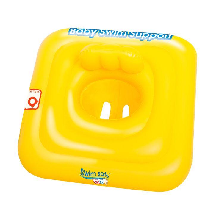 Bestway Swim Safe 27 Inch Step A Baby Support