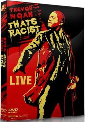 DVD: Trevor Noah, That's Racist  #gifts #holidays #christmas #DVD #comedy #southafrica