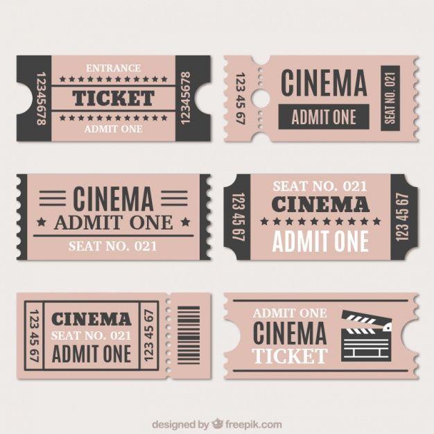 Best 25+ Cinema ticket ideas on Pinterest Movie ticket prices - movie ticket templates for word