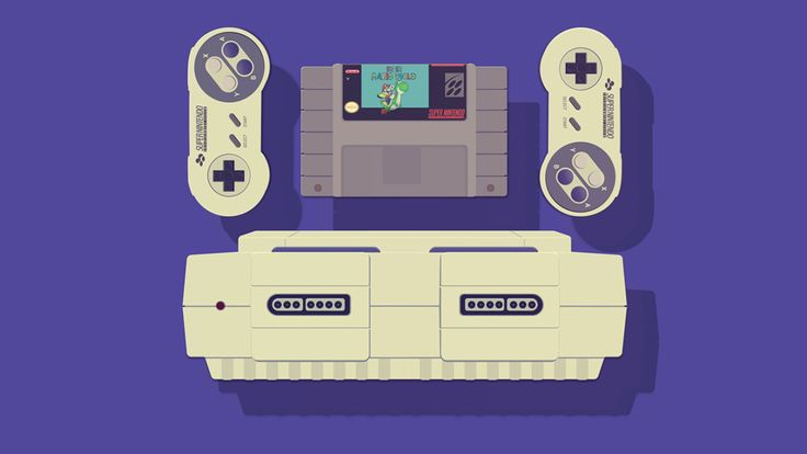 it8Bit — Nostalgic Nintendo Consoles Series by Andy...