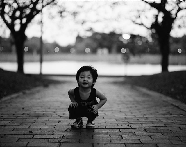 A Walk In The Park by Vincent| Singapore