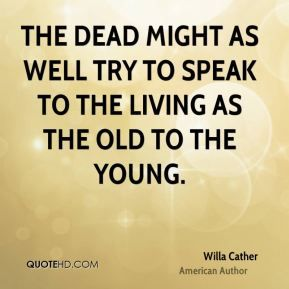 Willa Cather Quotes | QuoteHD @AuthorMBuckman
