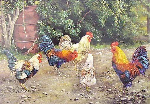 Paltry Pickings by Jeanette Blackburn