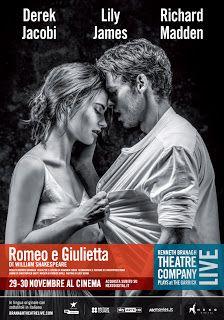"""Claudia Grohovaz: Dal palcoscenico del GARRICK THEATRE di Londra """"RO..."""