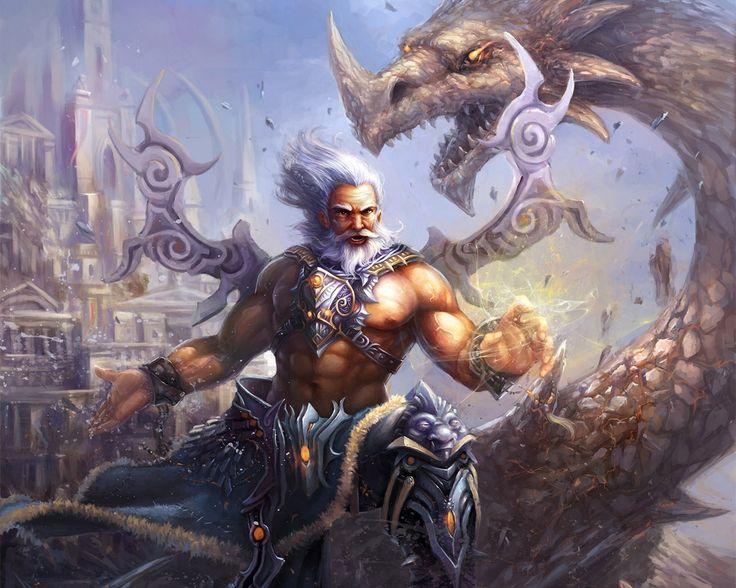 Steel Dragon Warrior  wallpaper from Warriors wallpapers