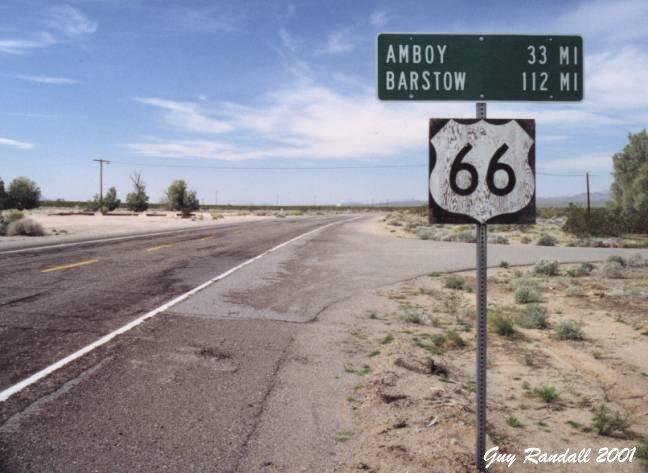 ~route 66, California~