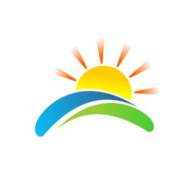 11 best solar power logo images on pinterest sun logo a logo and rh pinterest com sun logistics nyc sun logos images