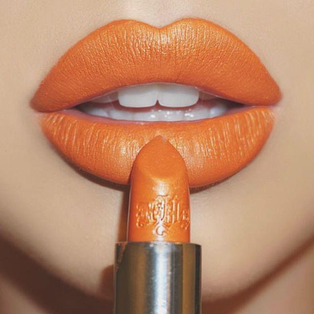 Kat Von D Beauty Studded Lipstick in Halo. ✨