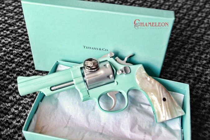 Tiffany & Co revolver