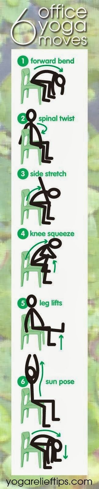 "Not so much about ""office"" but I could do some of these without hurting my knees."