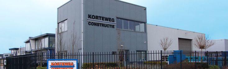 Krachtig constructiebedrijf in Bergen op Zoom