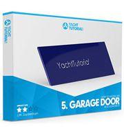 SOLIDWORKS® Yacht Course - Module #5 - Garage Door Tutorial