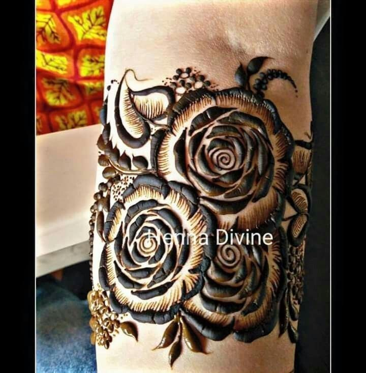 Mehendi Or Tattoo Rose Mehndi Designs Mehndi Design Photos Arabic Henna Designs