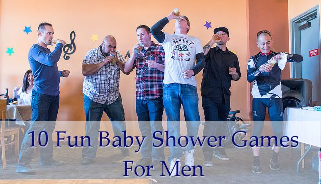 Coed Baby Shower Games 10 Baby Shower Games For Men