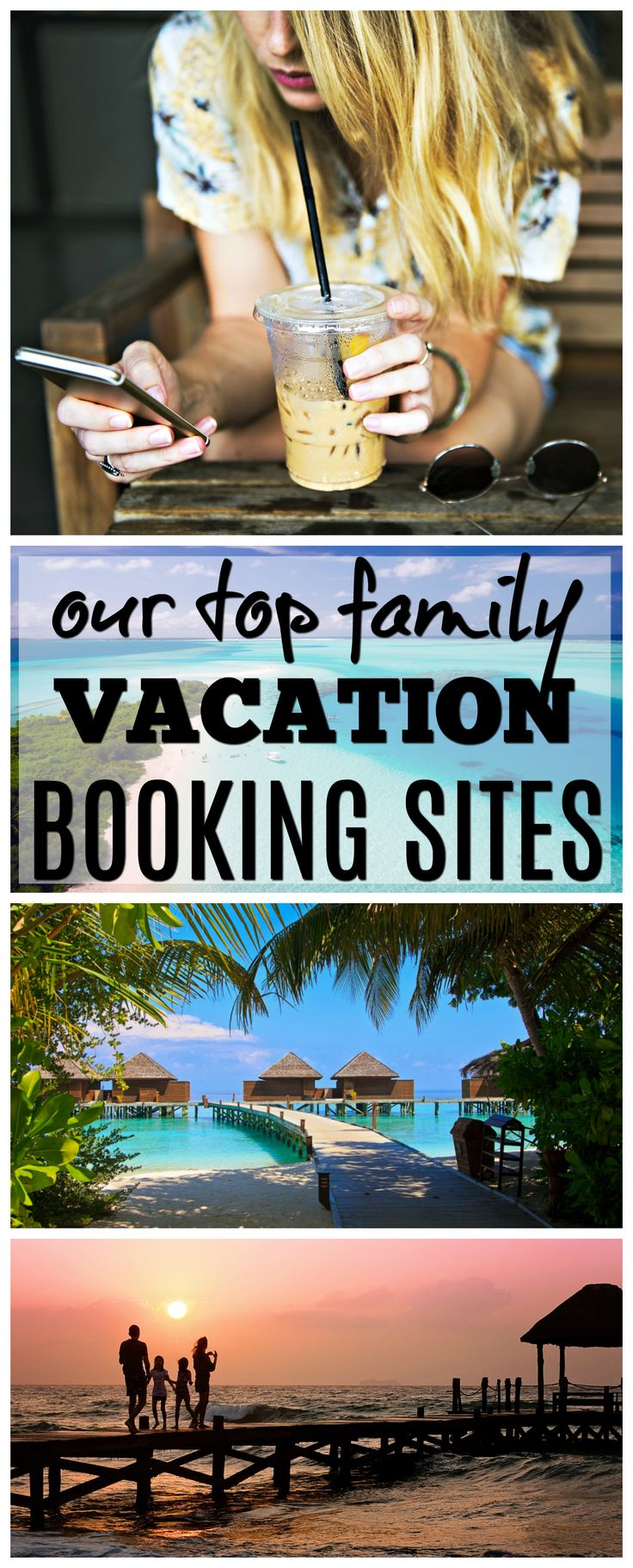 The best online vacation booking sites when it comes to planning family travel online. Last-minute deals, flash sales, cruises, packages, flights, hotels, car rentals and more. Save this article for help building your next getaway in the USA or all over the world!