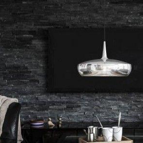 Clava Dine lampenkap VITA Copenhagen staal | Musthaves verzendt gratis