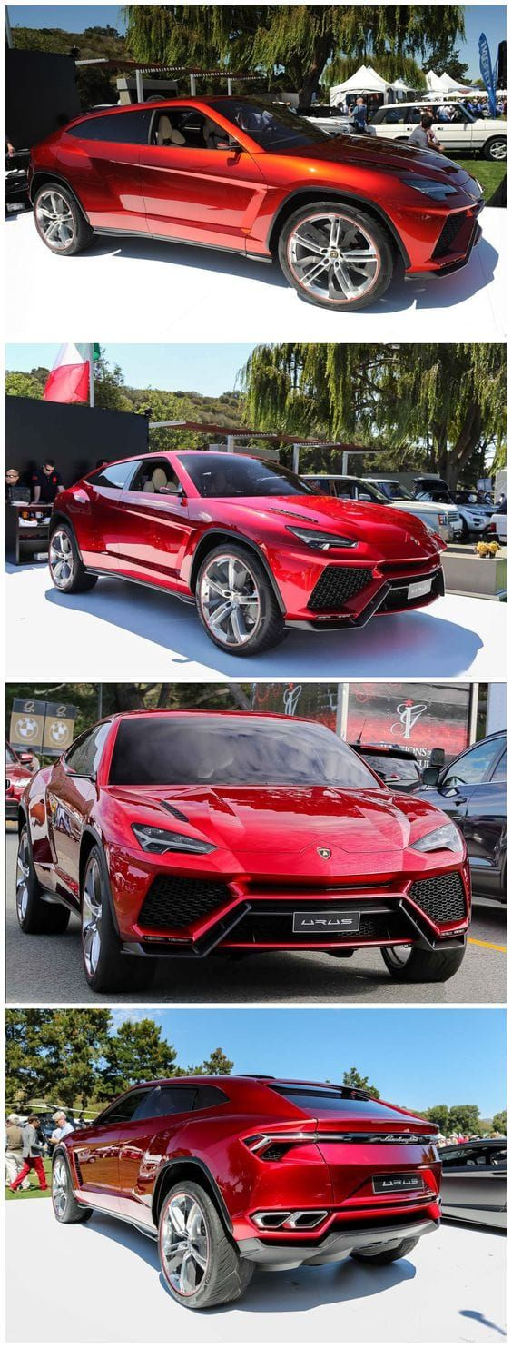 "All New "" Lamborghini Urus SUV"" Most luxurious SUVs In The World 2017 Best luxury SUV  #RePin by AT Social Media Marketing - Pinterest Marketing Specialists ATSocialMedia.co.uk"
