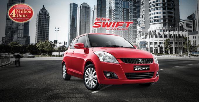 Spesifikasi Harga Suzuki All New Swift Surabaya