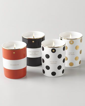 Porcelain Candle - kate spade new york