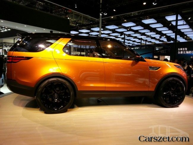 2018 land rover lr5.  land 20182019 land rover discovery vision appeared before the beijing motor  show visitors on 2018 land rover lr5