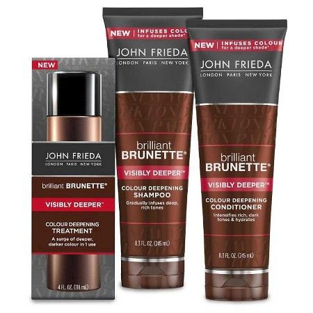 JOHN FRIEDA® Brilliant Brunette® Visibly Deeper™