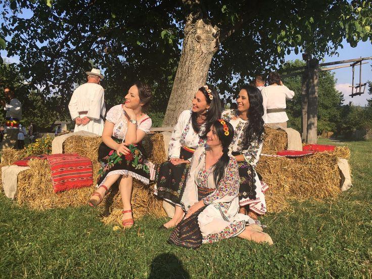 Weeding traditions romanian