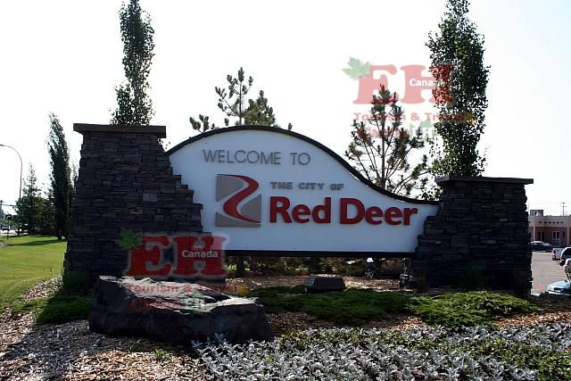 Red Deer, Alberta   Places I've Been   Red deer alberta ...