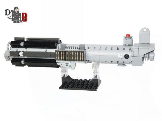 Star Wars Anakin/Luke/Rey TFA benutzerdefinierte Graflex Lightsaber gemacht mit LEGO Teile