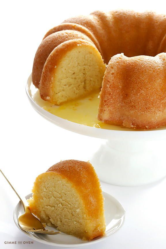 Scratch-Made Southern Rum Cake is one of the most decadent homemade cake recipes you could ever make. This Southern recipe is even more delicious than a pound cake because it is soaked in a sweet, buttery rum sauce.