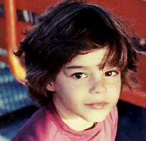 Ricky Martin era el niño perfecto.