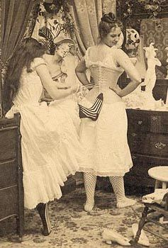 corset: Jessica Jewett, Corsets Guide, Lace Corsets, Women Fashion Lace, Historical Women, Brilliant Costumes, Corsets Victorian, Vintage Photo, Corsets Sepia