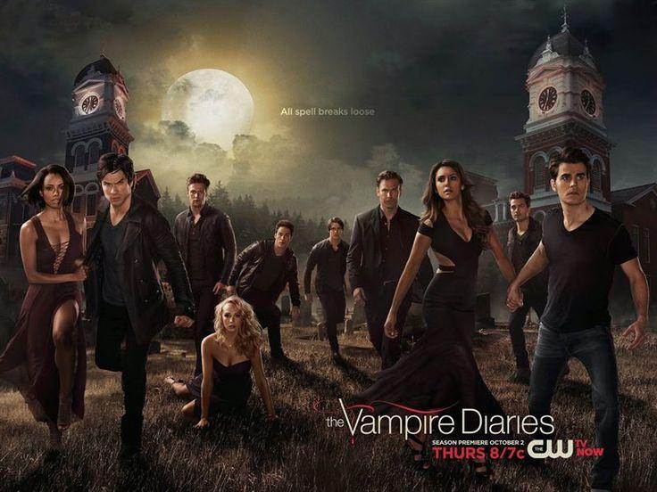 Vampire Diaries 6. Sezondan Poster ve Karakter Görselleri - Foto galerileri - Beyazperde