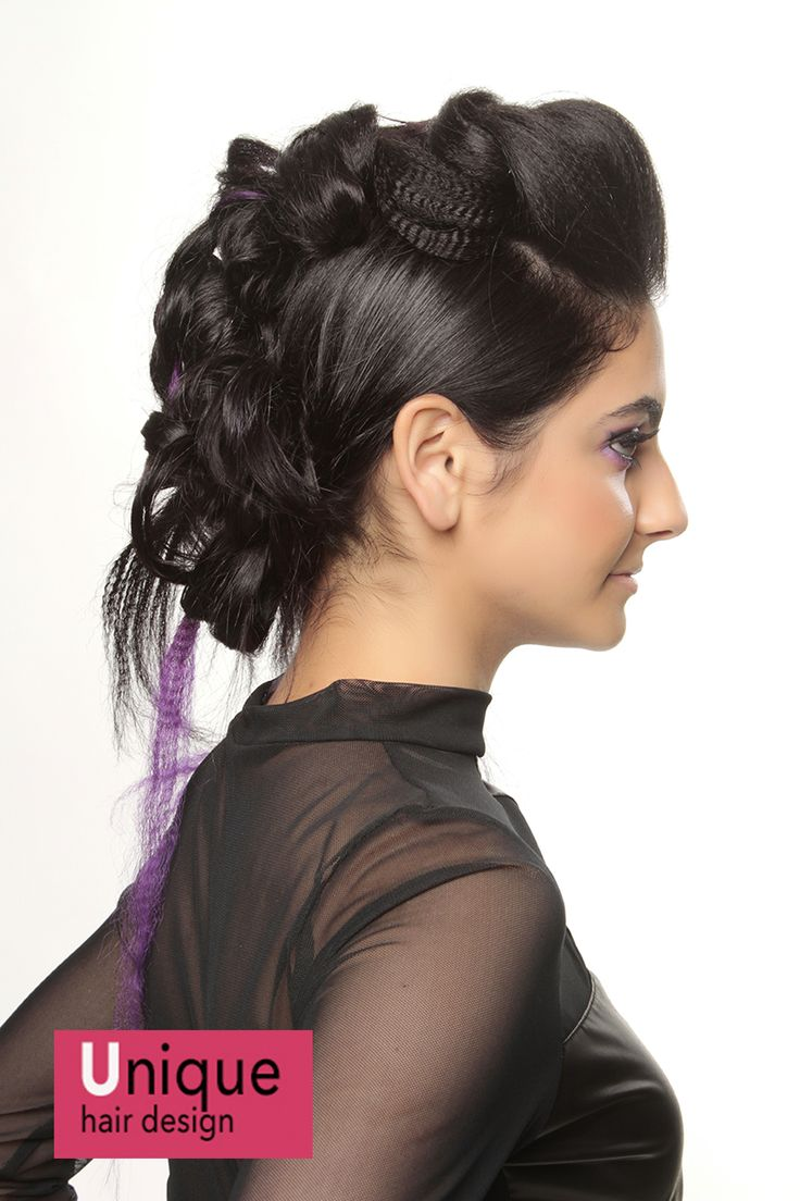 unique hair design