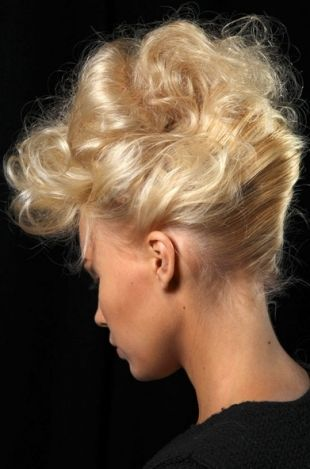 170 best images about Chignons, French Twists & Beehives on Pinterest | Models, Updo and Chignons