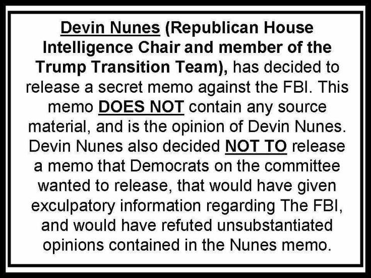 This release of classified information, manipulated to undermine the FBI and the DOJ in order to protect trump from charges of colluding with Putin and obstructing justice, is UNPRECEDENTED. Heads of the FBI and DOJ urged the White House not to allow the release - because it contains false information and will harm national security. The White House, implicated in the production of this propaganda, not surprisingly, refused to intervene. By contrast, Republicans are refusing to allow the…