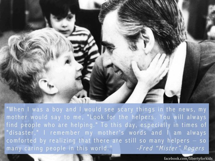 Comforting Words From Mister Rogers After Boston Marathon