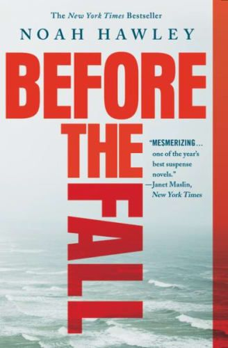 Noah Hawley's Before the Fall is a top thriller book worth reading in 2017.