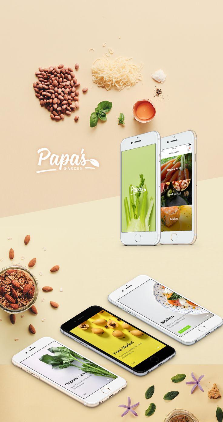 UI8 — Products — Papas Garden