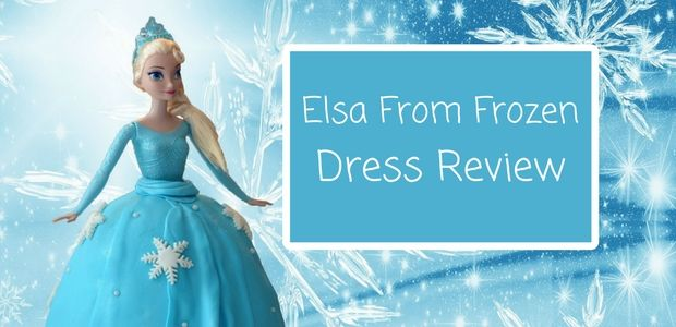 Yes I have found the ultimate Elsa From Frozen dress, it is absolutely stunning and the price is great!   If you have a daughter that is Frozen obsessed then I highly recommend that you grab this dress.   #ElsaFromFrozenDress #ElsaDress #FrozenDress #Frozen #Elsa