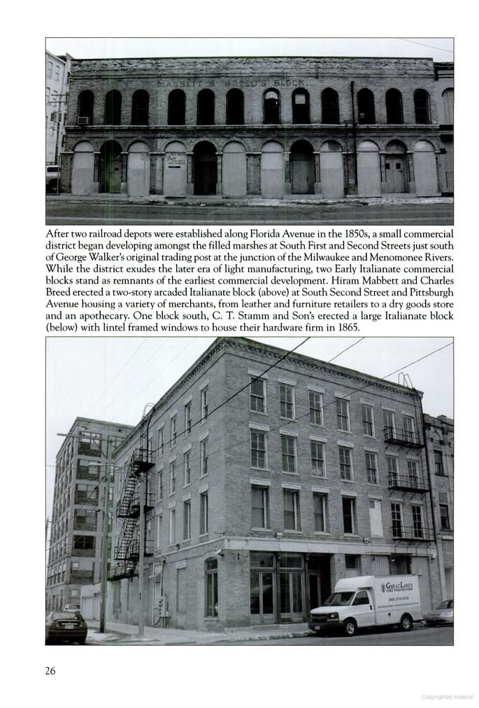 Milwaukee's Early Architecture - Megan E. Daniels - Google Books