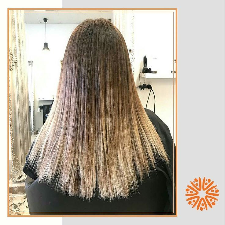Luxury Keratin Smoothing Treatment will prep your hair for the warmer months ahead   Hair by @rita.aehair from @aehair