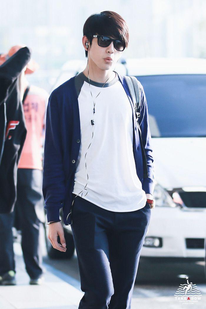 korean idol star got7 Jr.(junior) fashionistar