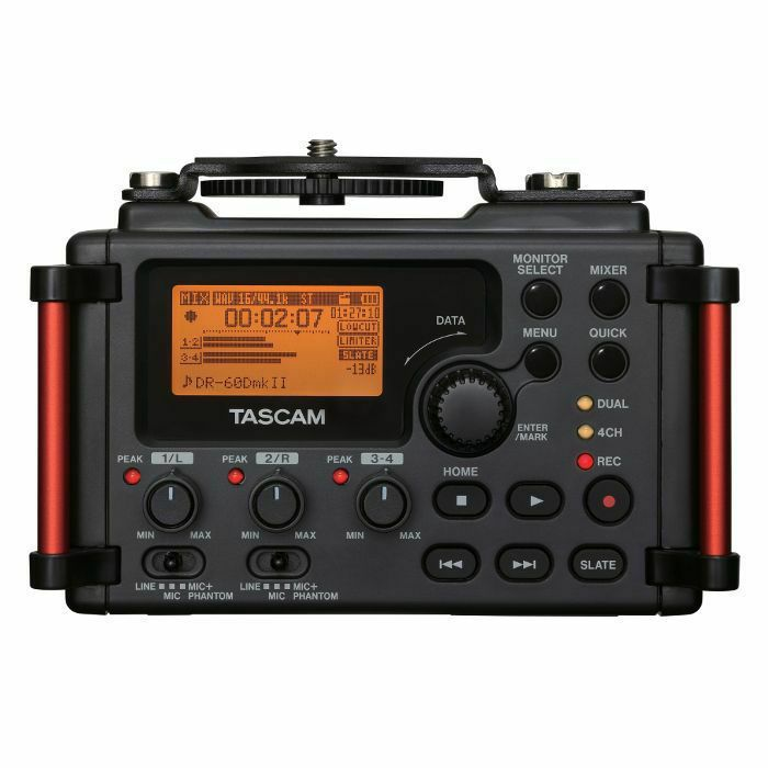Buy Tascam DR 60D MKII Portable Recorder For DSLR Cameras (B STOCK) at Juno Records. In stock now for same day shipping. Tascam DR 60D MKII Portable Recorder For DSLR Cameras