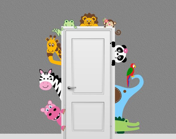 Best Baby Room Decals Ideas On Pinterest Disney Nursery - Nursery wall decals jungle