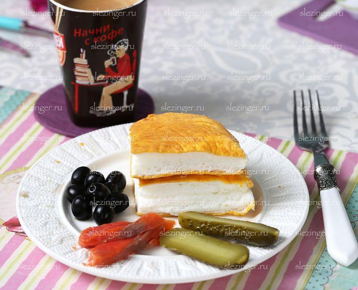 Необычный завтрак: омлет Пуляр | Рецепты правильного питания - Эстер Слезингер