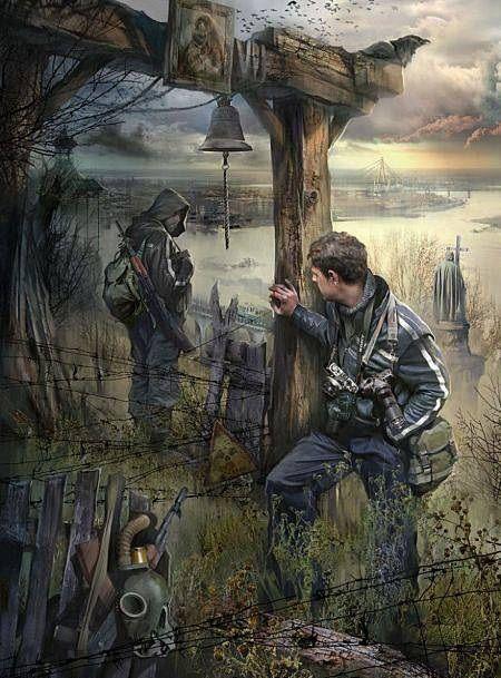 Stalker swamps | Apocalypse & survival | Post apocalyptic ...