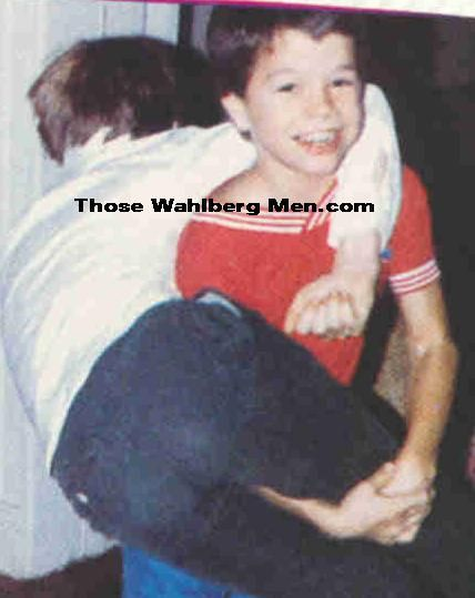 ... Wahlberg on...