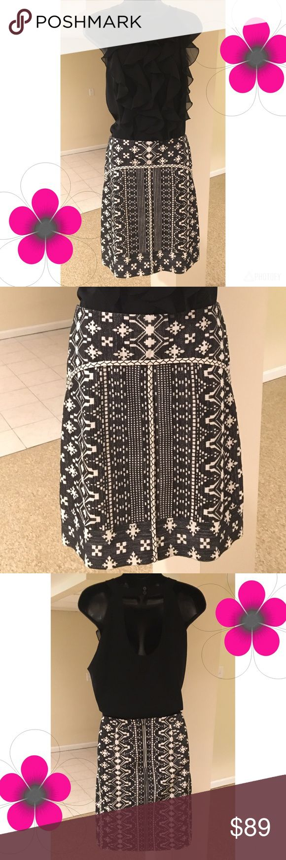 Kobi Halperin pencil skirt Designer skirt by Kobi Halperin (Designer selling at Neiman Marcus, Nordstrom's, Sak's). Patrice Linen Blend model. This particular skirt retailed at Nordstrom's for $398! Amazing construction, flattering fit with a feminine shape. In like new condition. Measurements: Smoke free home. Bundle for additional savings. Offers welcome! Kobi Halperin Skirts Pencil