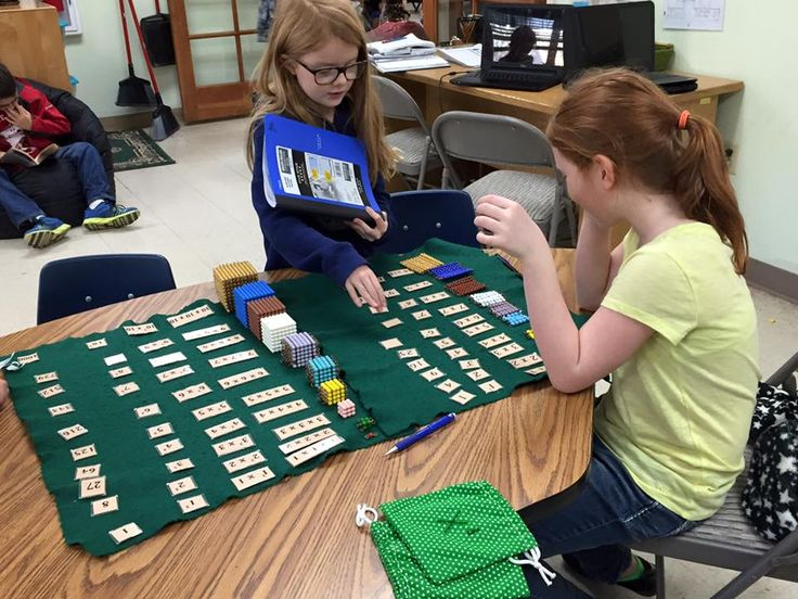 Montessori Elementary and Beyond The benefits your child receives in the preschool gives him a tremendous foundation. The Montessori elementary program builds on this foundation and continues to enhance the life skills needed for all future success. In the elementary, your child gains not only a wider breadth of knowledge but a deeper understanding of what he has learned. Most importantly, he learns how to use this knowledge to prepare to meet the challenges of tomorrow.