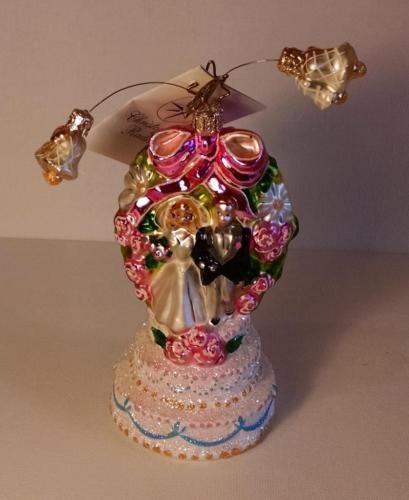 Christopher-Radko-Wedded-Bliss-Xmas-Ornament